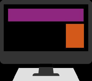 Formato desktop agrandado