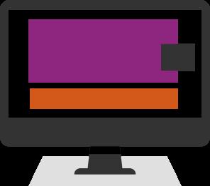 Formato desktop alto impacto
